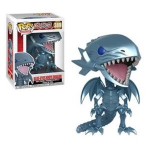 🆕 Listing - FUNKO Pop! Blue-Eyes White Dragon 389